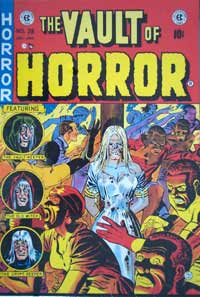 The Complete EC Library: Vault of Horror (5 Volume Boxed Set) by Edited & written by Al Feldstein, Johnny Craig & others