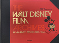 The Walt Disney Film Archives: The Animated Movies 1921-1968 (Deluxe Clamshell Edition) (Limited Edition)