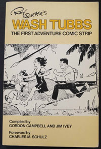 Roy Crane's Wash Tubbs: The First Adventure Comic Strip (1974)
