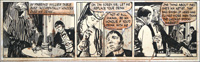 Matt Marriott Daily Strip: Inez art by Tony Weare