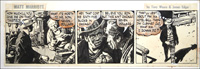 Matt Marriott Daily Strip: Seven Dollars art by Tony Weare
