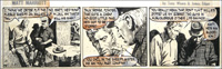 Matt Marriott Daily Strip: Kin art by Tony Weare