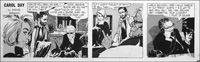 Carol Day newspaper strip #2671 art by David Wright