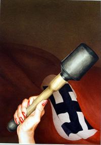 Barrington's Women cover art art by Kathy Wyatt