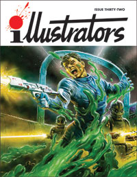 illustrators issue 32